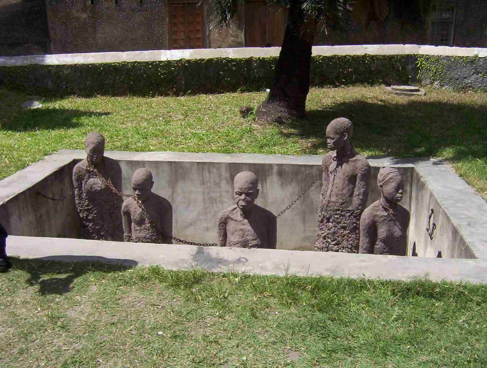 Slave Trade Monument