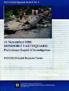 1994 Mindoro Tsunami
